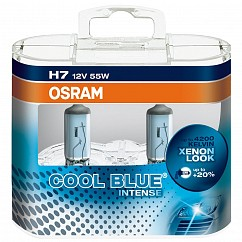 H7 Osram Cool blue Intense